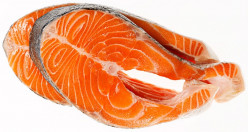 Is farm raised salmon healthy to eat?