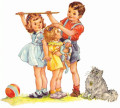 The Good Sister Present: Helping Kids Cope with Sibling Rivalry