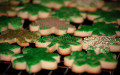 St. Patrick's Day: Shamrock Green, Irish Sugar Cookie Recipe