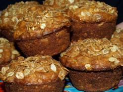 Multi-Grain Muffins - Mucho Gusto!