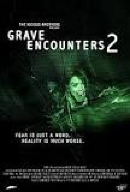 """A sequel to the movie Grave Encounters, the plot follows a film student and his curiosity to see if the film for """"Grave Encounters,"""" is real or not."""