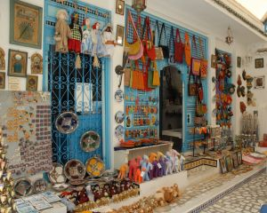 A Tunisian Shop