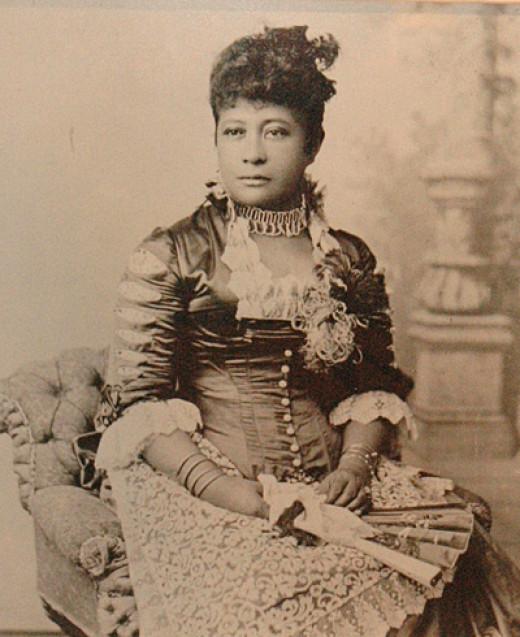 Queen Lili'oukalani