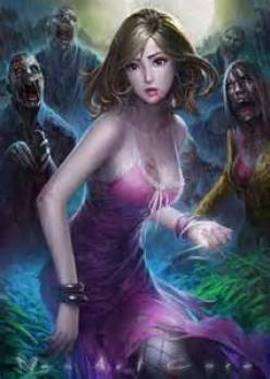 Night of the Ex-Living Dead         ~Stephanie Bailey