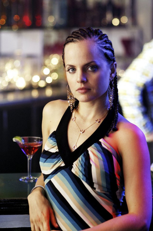 Mena Suvari in Stuck