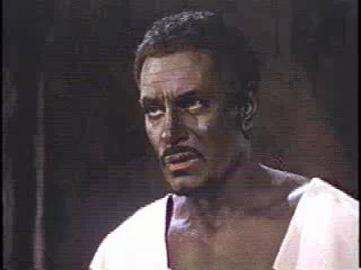 Sir Laurence Olivier in Othello