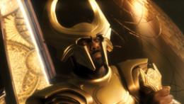 Idris Elba as Heimdall in Thor