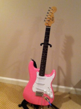 Fender Squier electric guitar for youth