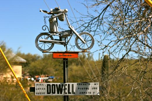 Michael Dowell