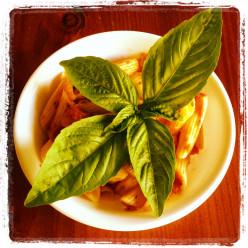 Vegetarian Mushroom and Napoletana Sauce - Healthy Cooking Made Easy.