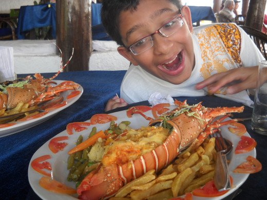 The mouth-watering Goan Sea Foods