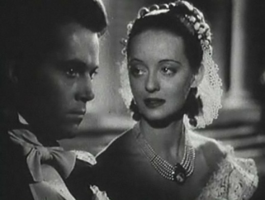 Henry Fonda as Pres and Bette Davis as Jezebel.