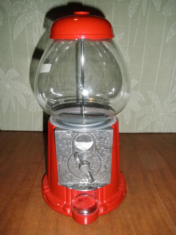 gumball machine vintage