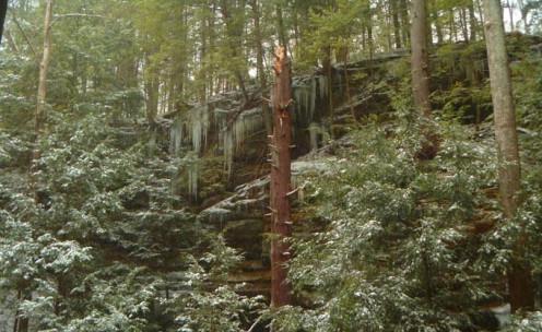 Nature Preserves in Ohio
