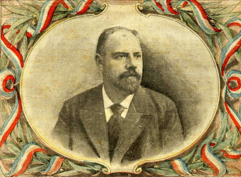 French deputy and Mayor of Roubaix Eugène Motte