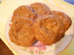Wheat/Gluten-Free Chocolate Chip Cookies Recipe