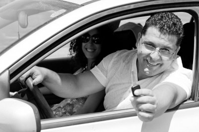 Most men feel that they are genetically blessed with good driving skills. Don't make your guy feel bad by poking fun at his driving.