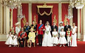 The Royal family of Windsor