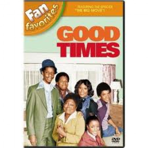 """Good Times was a classic television sitcom during the 1970s. Like J.J. says, """" It's Di-no-mite""""."""