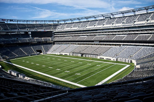 Super Bowl XLVIII will be played at MetLife Stadium in East Rutherford, NJ.  It will be the first outdoor, cold weather Super Bowl game.