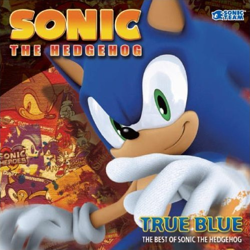 True Blue (Part 1) Cover