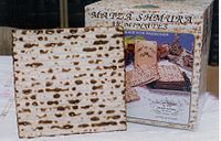 Machine Made Matzo