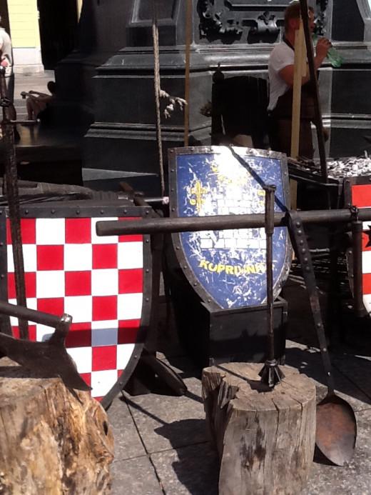 Croatian Shields