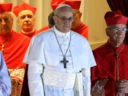 Pope Francis: World should set off on path of love