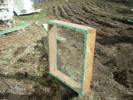 Soil Sifter Box