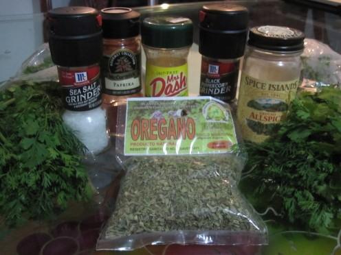 More Ingredients