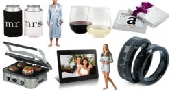 Wedding gift ideas: Traditional and creative gift ideas for newlywed couples