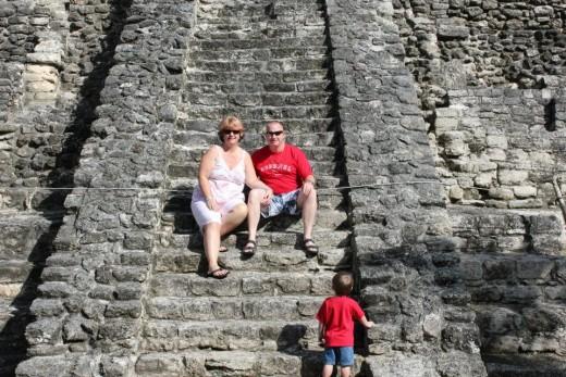 Mayan ruins November 2012