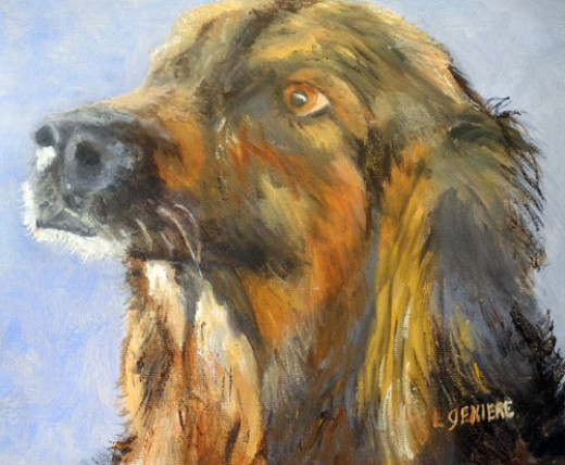 Dog Paintings The Story Behind The Famous Pieces Hubpages