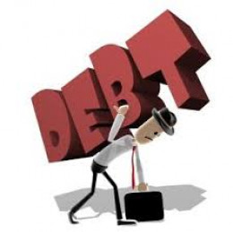 Most Americans have some form of debt.