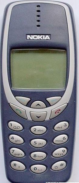 'Classic' Nokia 3320