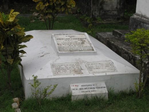 Derozio's Tomb