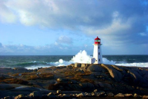 Image: Peggy's Cove Lighthouse