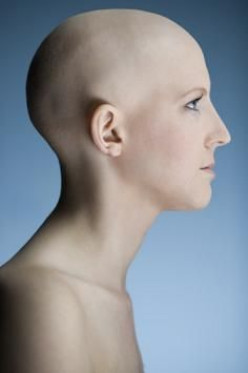 My respect for bald women