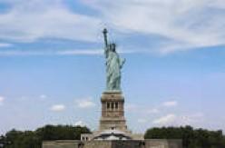 U.S. statue of liberty
