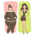 Weight Loss For Obese People vs. Smaller People