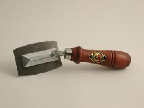 Veneer Saw. Used for cutting hardwood veneer.