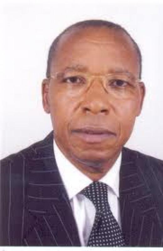 Hon. Mutula Kilonzo (Senior Counsel, Minister of Education, Senator elect)