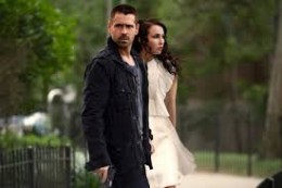 Colin Farrell and Noomi Rapace star in the thriller Dead Man Down