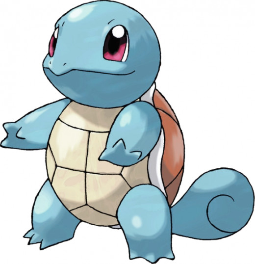 Squirtle (Generation 1)
