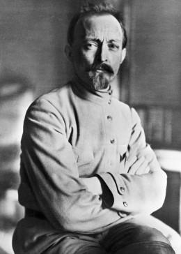 Felix Dzerzhinsky, 1918