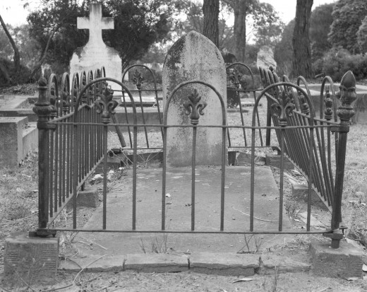 Idea for photography - cemetery photography