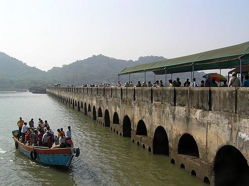 Elephanta Pier