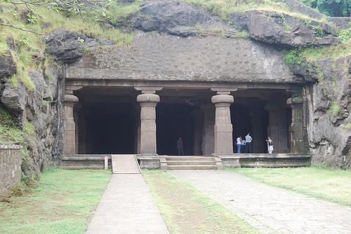 Elephanta Main Cave