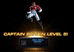 Screenshot in Marvel Avengers Alliance