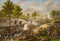The American Civil War: Battle Of Antietam